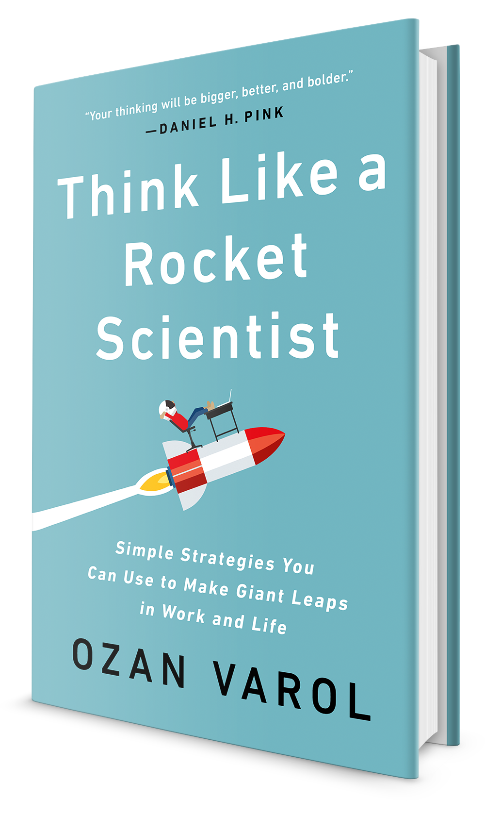 Think Like a Rocket Scientist Cover
